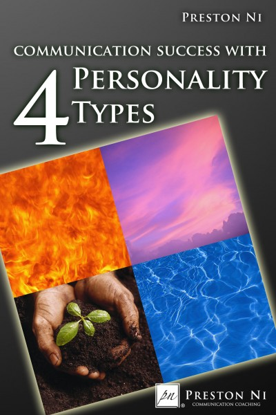 Communication Success with Four Personality Types | Preston